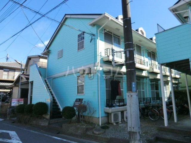 シルクハイムIWASAKI B外観写真