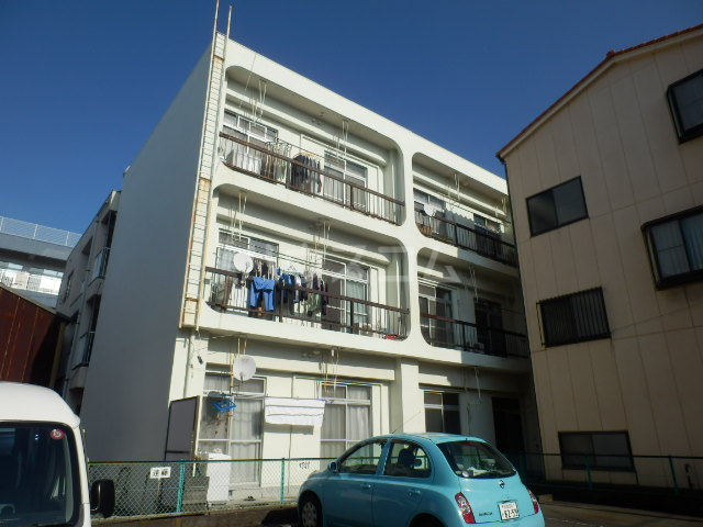 本町マンション外観写真
