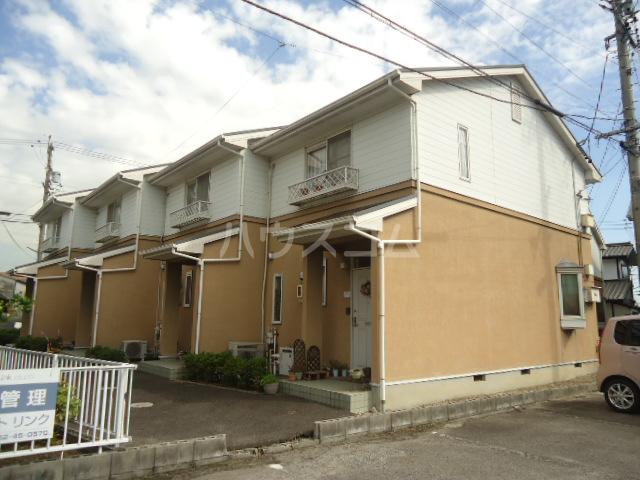 タウンハウス宝田外観写真