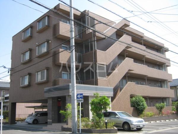 レージュ新栄町外観写真