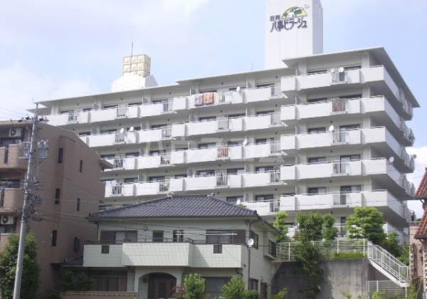 荘苑八事ビラージュ弐番館外観写真