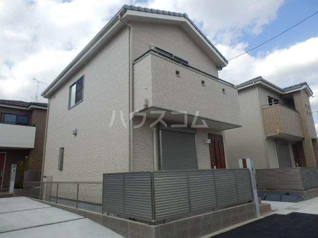 藤塚の家外観写真