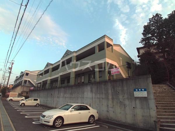 グリーンハイム松橋外観写真
