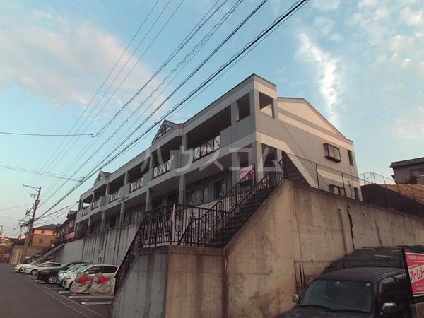 グリーンハイム松橋Ⅱ外観写真