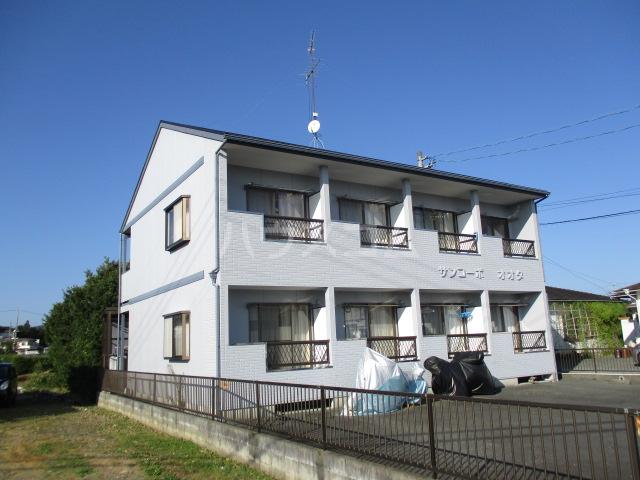 サンコーポオオタ外観写真