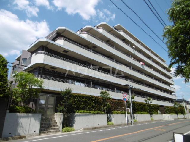 クレサージュ松戸六高台外観写真