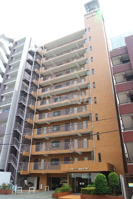 ライオンズマンション西川口第6外観写真
