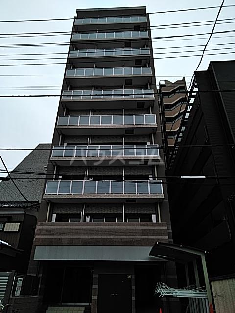 ミルーナリュクス西川口外観写真