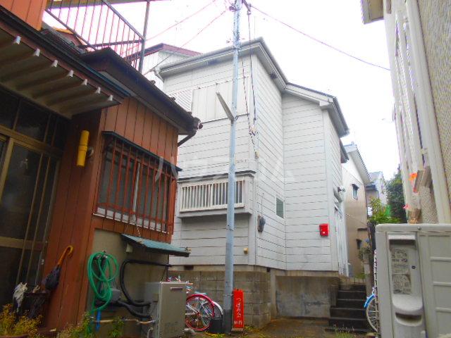 川口市桜町戸建外観写真