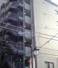 プレール麻布仙台坂外観写真