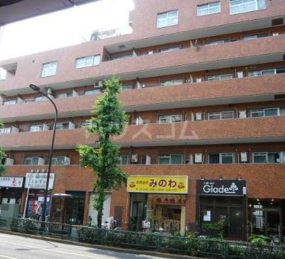 セブンスターマンション西五反田外観写真