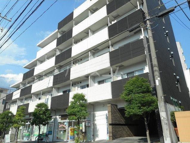 カスタリア戸越駅前外観写真