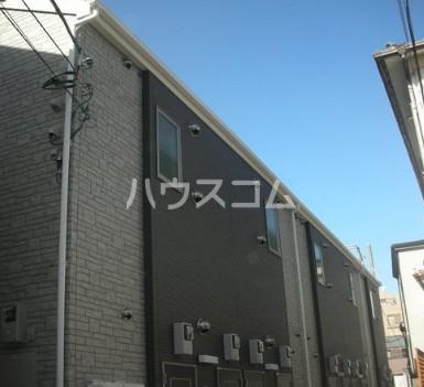 アイコート西大井外観写真