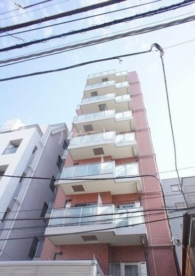 Log武蔵小山外観写真
