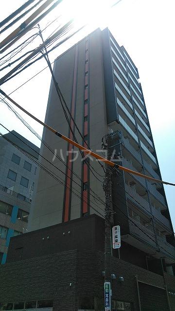 レジディア三田外観写真