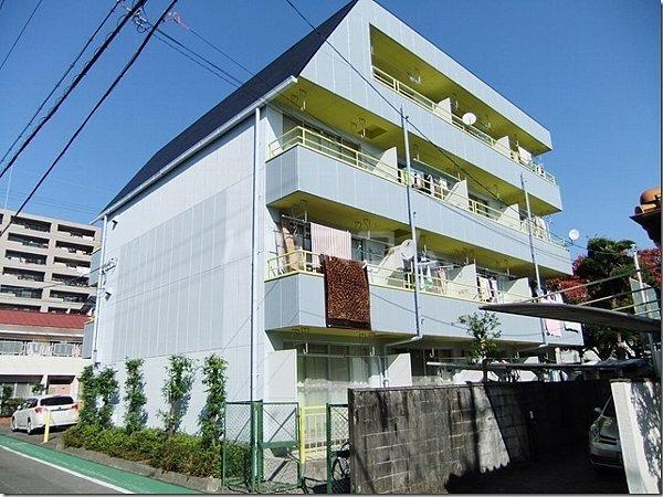 第五埼京ハウス外観写真