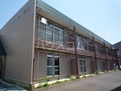 コーポ井川外観写真