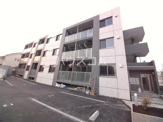 ハートフルマンション上野外観写真