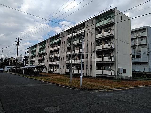 ビレッジハウス田中第2 7号棟外観写真