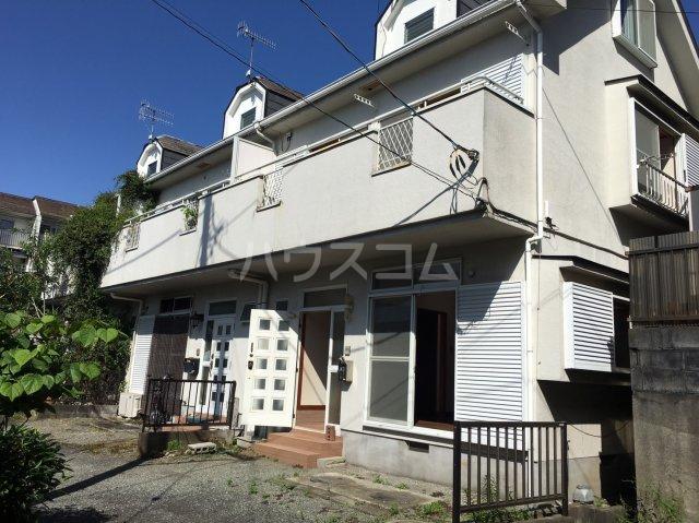 戸川テラスハウス外観写真