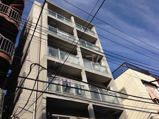 竹山ビル六番館外観写真