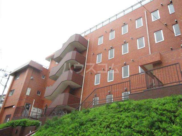 ライオンズマンションたまプラーザ外観写真