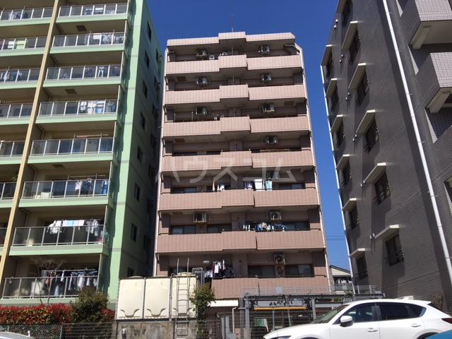 第2オンセイマンション外観写真