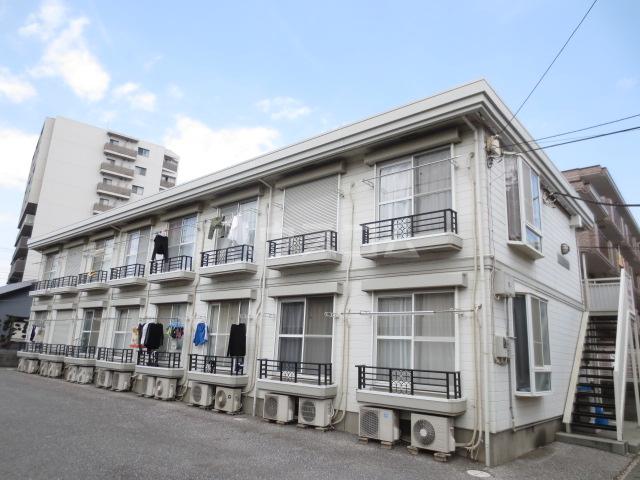 メンバーズタウン検見川A外観写真