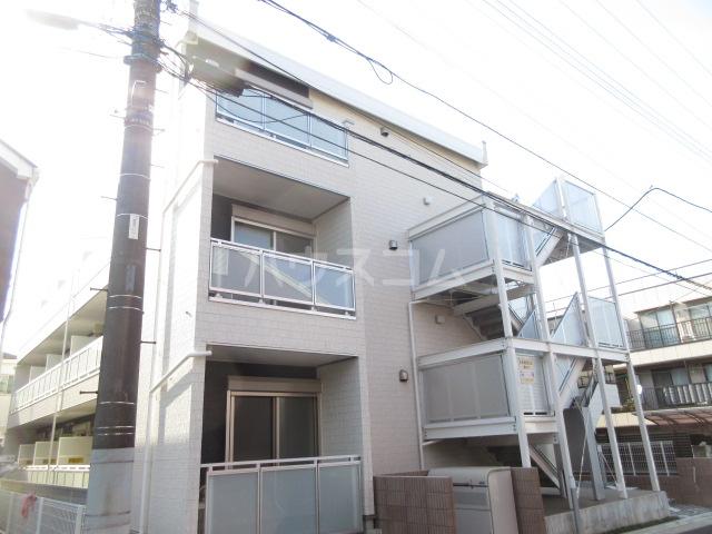 リブリ・検見川町外観写真