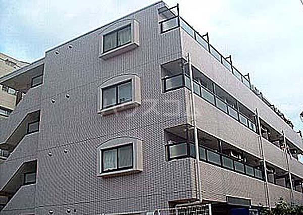 スカイコート武藏小杉第6外観写真