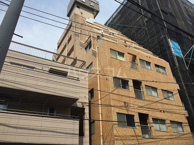 ライオンズマンション横浜外観写真