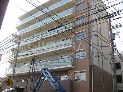 マーベラスビュー東神奈川外観写真