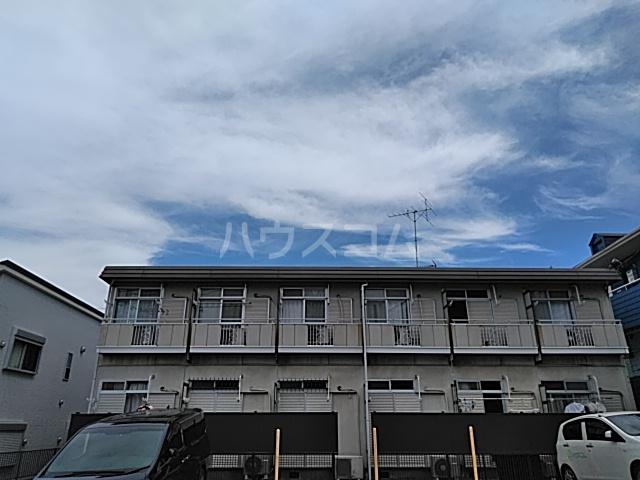 ラティーハウス岡沢外観写真