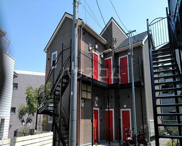 ハーミットクラブハウス石川町Ⅱ外観写真