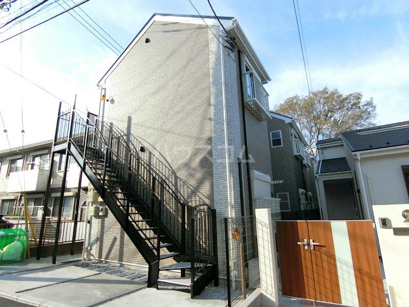 ハーミットクラブハウス三ツ沢南町Ⅱ(仮称)外観写真