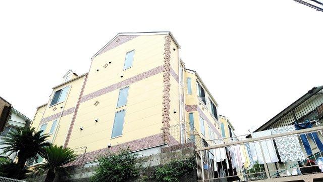 ユナイト戸部ポポロ外観写真