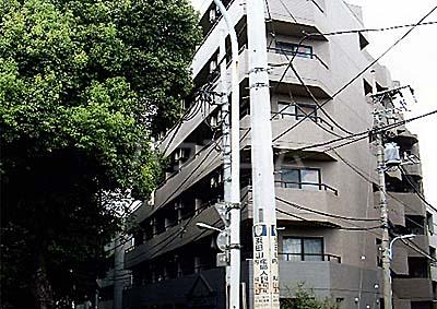 ガラ・シティ高井戸外観写真