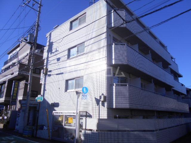 パールマンションⅡ東伏見外観写真