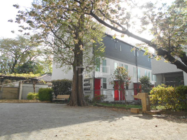 プルミエール高井戸外観写真