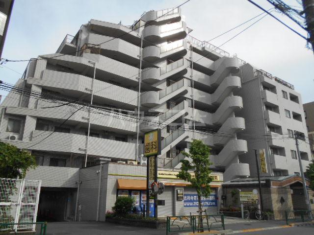 クリオ吉祥寺壱番館外観写真