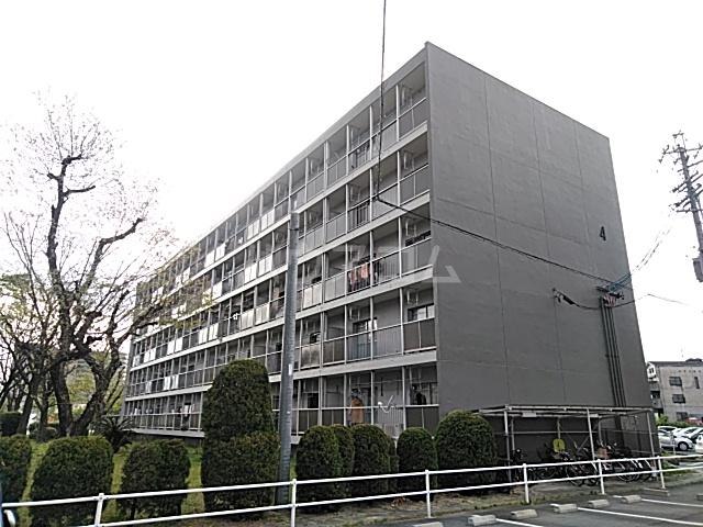 森孝東住宅4号棟外観写真