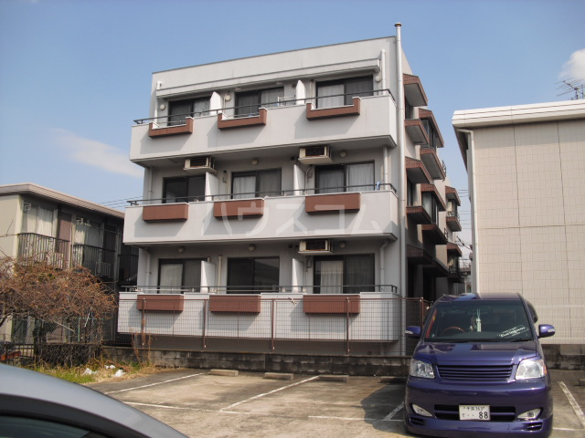 ローズマンション南行徳M-1外観写真
