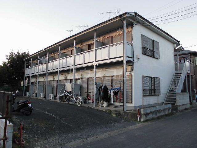 サンハイツニシノ外観写真