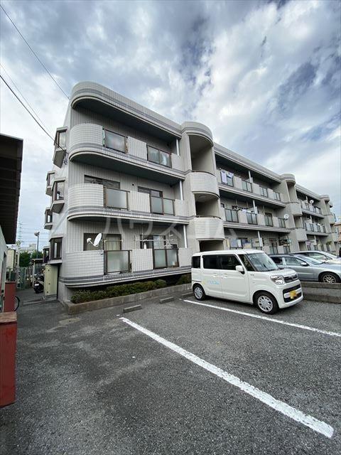 第一富田マンション外観写真