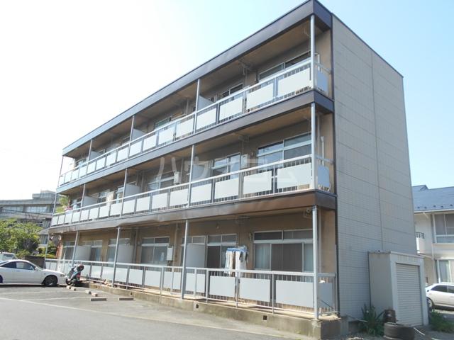 錦町マンション外観写真