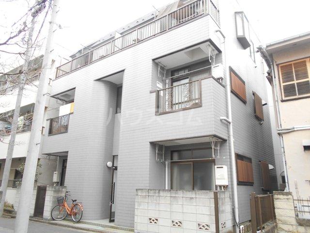 シャトー塚越外観写真