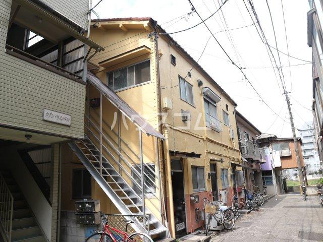 持井荘外観写真
