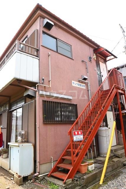 サンワ芝富士荘外観写真