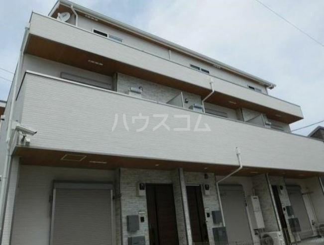 フェリオ井草Ⅱ外観写真