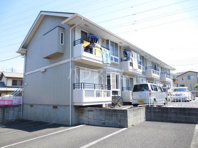 グリーンハイツ(松ケ丘町)外観写真